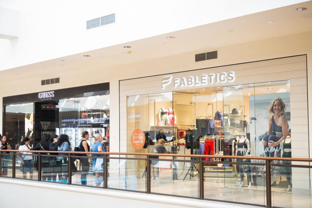 Aventura-Mall-Events-Fabletics